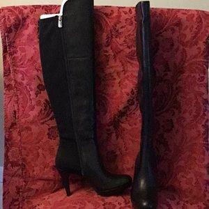 Women's thigh high boots